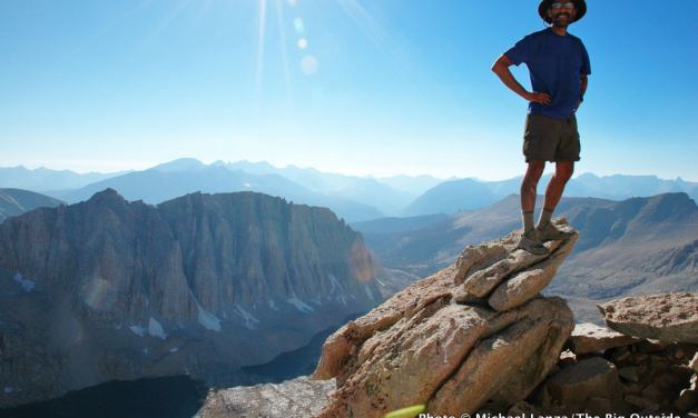 Video: Thru-Hiking the John Muir Trail
