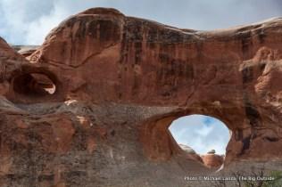 Tunnel Arch, Devils Garden, Arches.