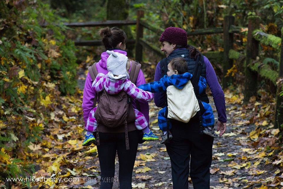 Hike It Baby Gets Families Hiking, One City at a Time