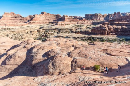 Squaw Canyon, Needles District