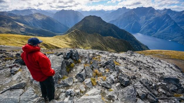 One Photo, One Story: Trekking New Zealand's Kepler Track