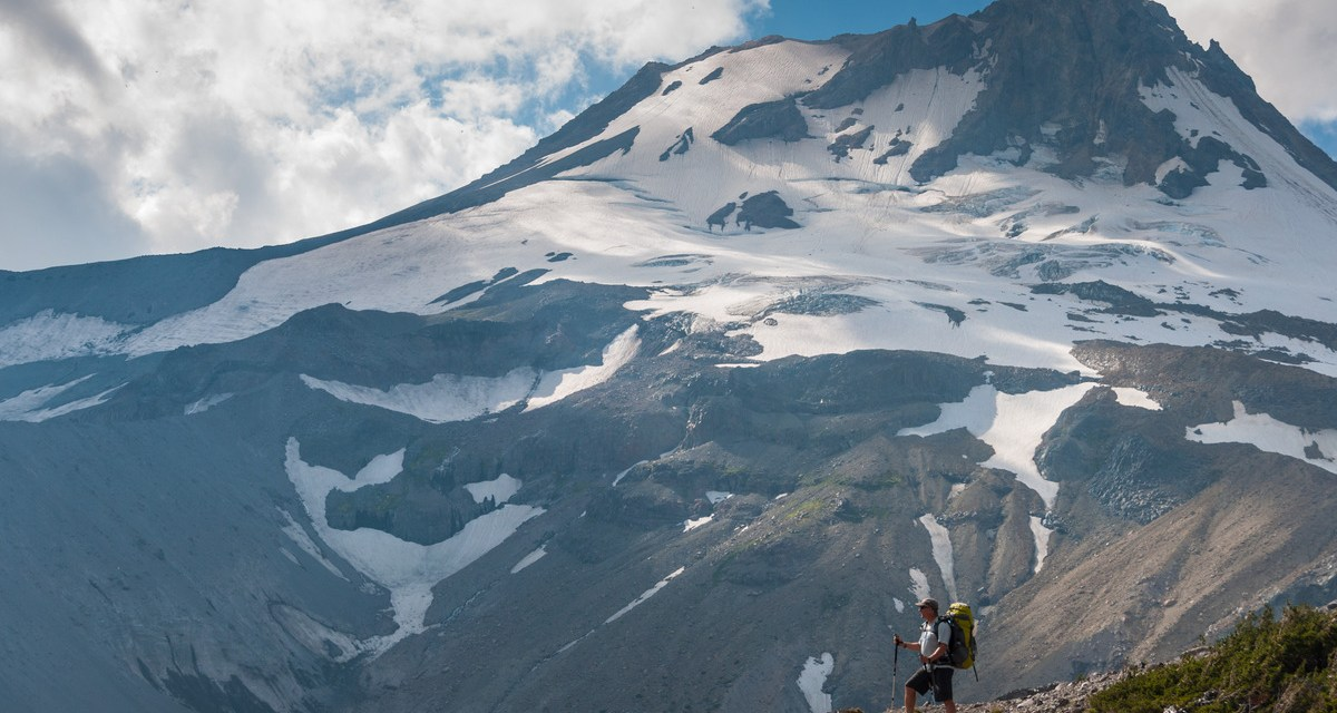 One Photo, One Story: Backpacking Mount Hood's Timberline Trail