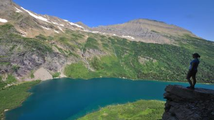 One Photo, One Story: Dayhiking the Gunsight Pass Trail in Glacier National Park