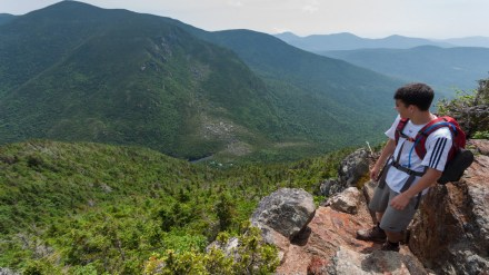 The Hardest 20 Miles: A Dayhike Across New Hampshire's Rugged Wildcat-Carter-Moriah Range