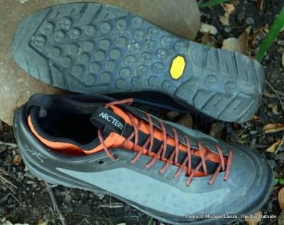 Arc'teryx Acrux FL shoes