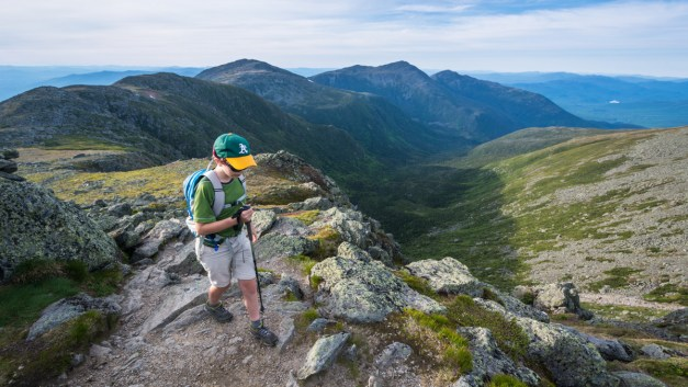 One Photo, One Story: A Huge Dayhike in the Presidential Range