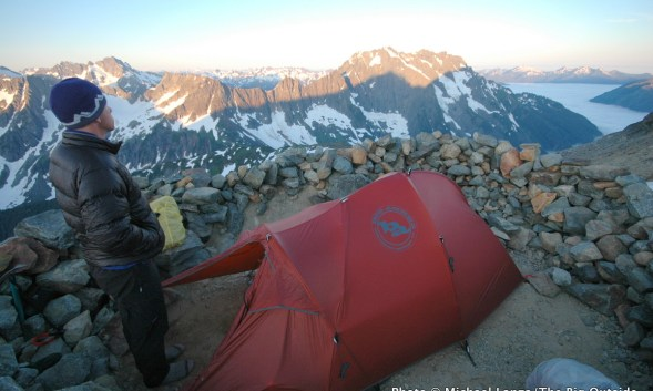 Ask Me: Where Should We Backpack Around Sahale Glacier Camp in the North Cascades?