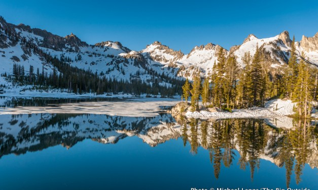 Ask Me: Backpacking Idaho's Sawtooth Mountains
