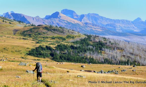Ask Me: Where to Backpack For Solitude in Glacier National Park