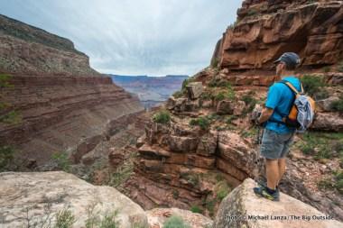 Hermit Trail, Grand Canyon.