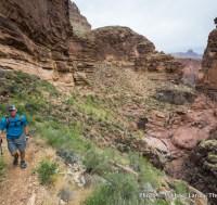 Monument Creek Canyon, Grand Canyon National Park.