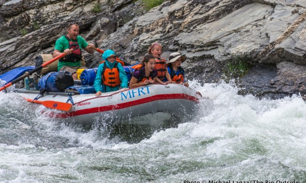 Big Water, Big Wilderness: Rafting Idaho's Middle Fork Salmon River