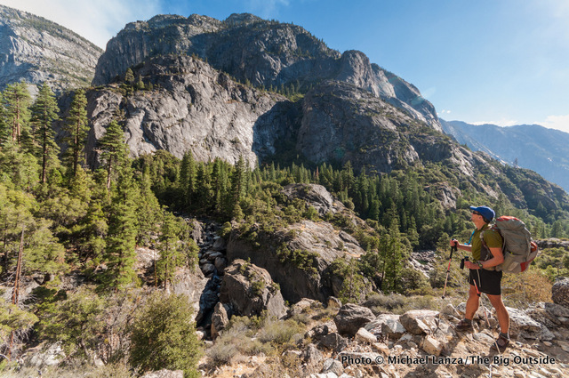 The Simple Equation of Ultralight Backpacking: Less Weight = More Fun.