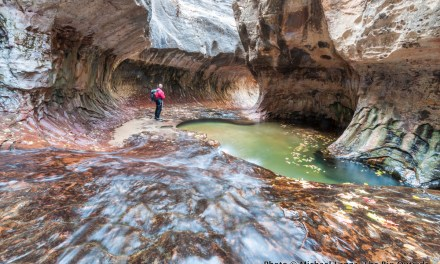 Luck of the Draw, Part 1: Hiking Zion's Subway