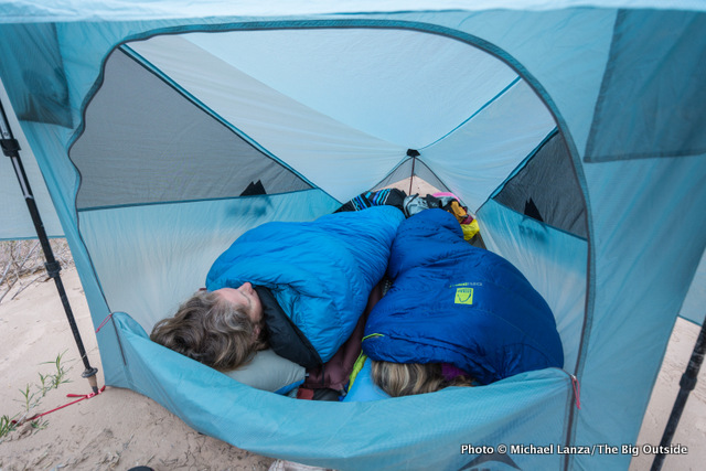 The price of sleeping bags is affected by the type, quality, and amount of insulation.