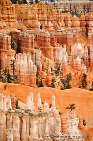 View from near Sunrise Point, Bryce Canyon National Park.