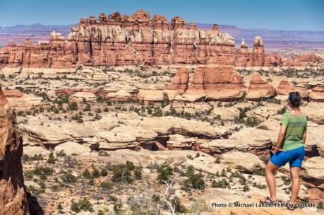 Chesler Park, Needles District, Canyonlands National Park.