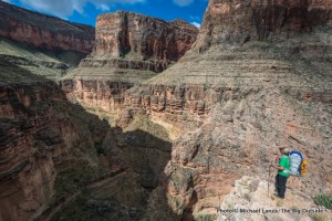 Royal Arch Loop, Grand Canyon National Park.