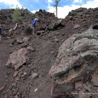 North Crater Trail, Craters of the Moon National Monument.