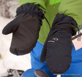 Outdoor Research Adrenaline Mittens for Kids