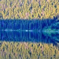 Phelps Lake, Grand Teton National Park.