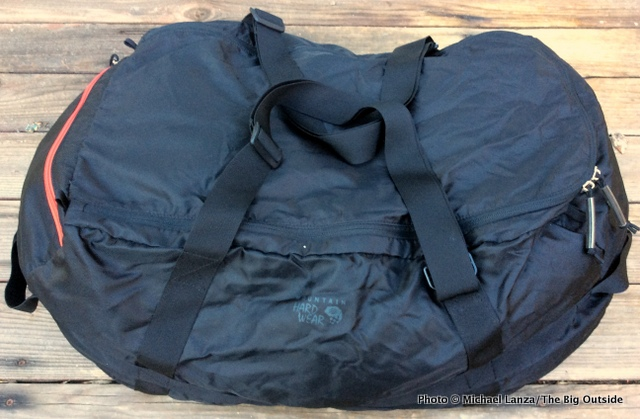 Mountain Hardwear Lightweight Expedition Duffel