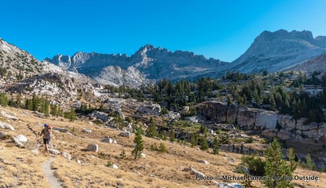 Matterhorn Canyon, Yosemite National Park.