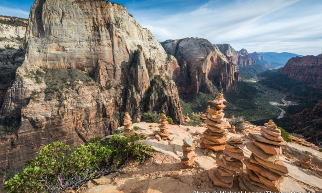 The Best Hiking and Backpacking in Zion National Park
