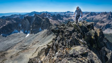 One Photo, One Story: Climbing Horstman Peak in Idaho's Sawtooth Mountains