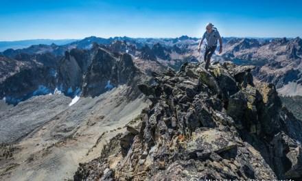 One Photo, One Story: Climbing Horstman Peak in Idaho's Sawtooth Mountains