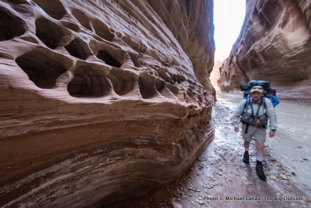 Day two, Paria Canyon.