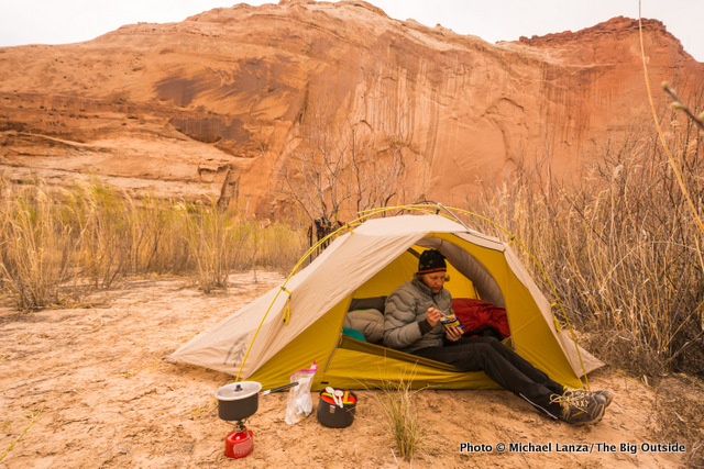 Sierra Designs Flash 2 FL. & Gear Review: Sierra Designs Flash 2 FL Tent | The Big Outside
