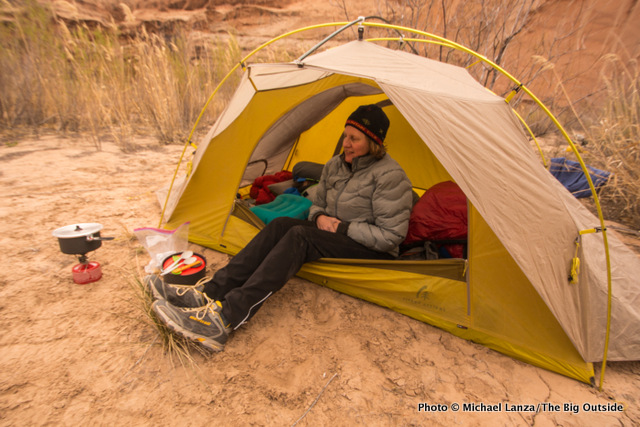 Sierra Designs Flash 2 FL & Gear Review: Sierra Designs Flash 2 FL Tent | The Big Outside