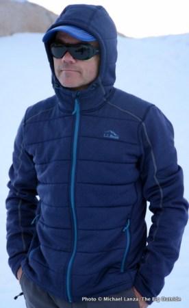 L.L. Bean Primaloft Mountain Pro Hoodie