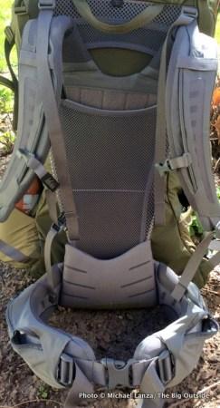 REI Traverse 70 harness