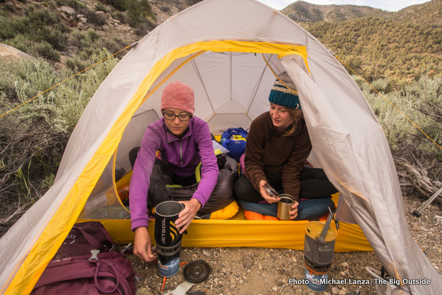 Big Agnes Fly Creek HV UL3.