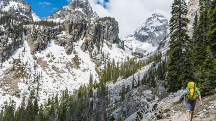 Great Hike: Garnet Canyon, Grand Teton National Park