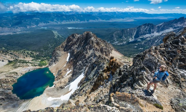 The Roof of Idaho's Sawtooths: Hiking Thompson Peak