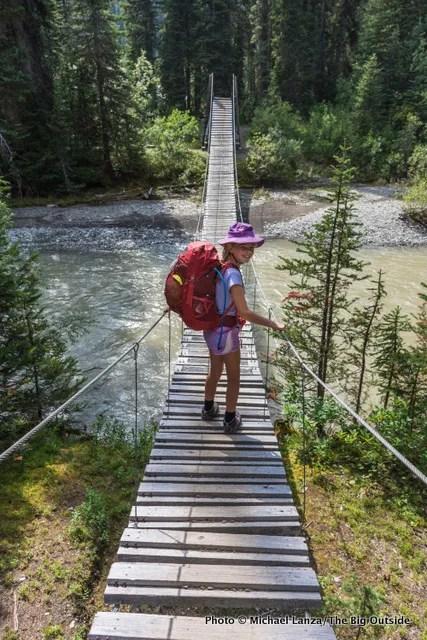 Helmet Creek Trail.