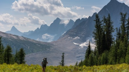 Best of the Canadian Rockies: Backpacking the Rockwall Trail
