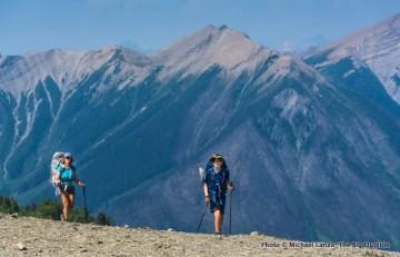 Numa Pass Trail.