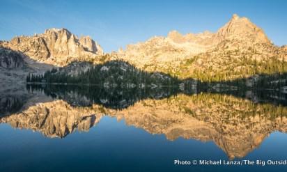 Photo Gallery: Mountain Lakes of Idaho's Sawtooths