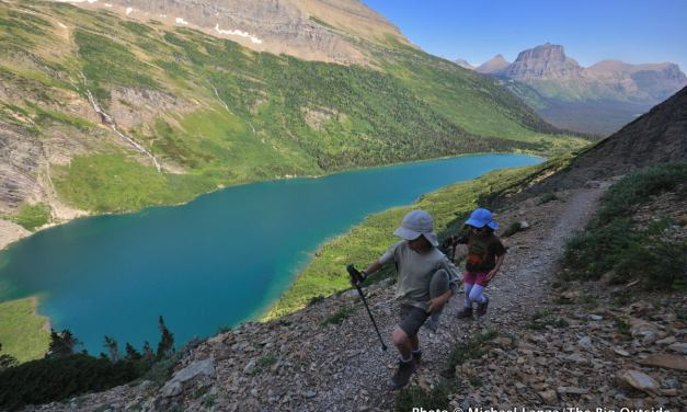 Video: Backpacking Glacier's Gunsight Pass Trail
