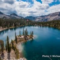 Heart Lake, Sawtooth Mountains, Idaho.