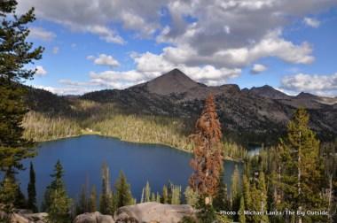 Spangle Lake, Sawtooth Mountains, Idaho.