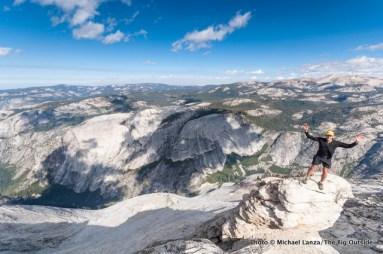 Clouds Rest, Yosemite National Park.