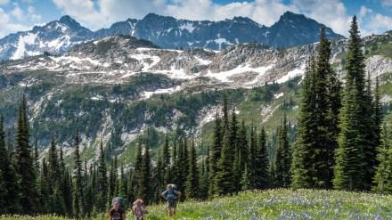 Great Trip: Backpacking The Glacier Peak Wilderness