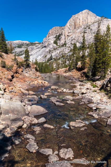 Glen Aulin in Yosemite.