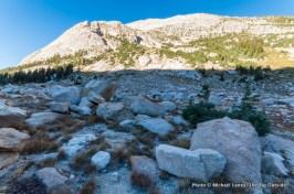 Matterhorn Canyon in Yosemite.