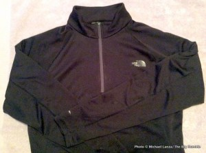 The North Face Men's Warm Long-Sleeve Zip Neck